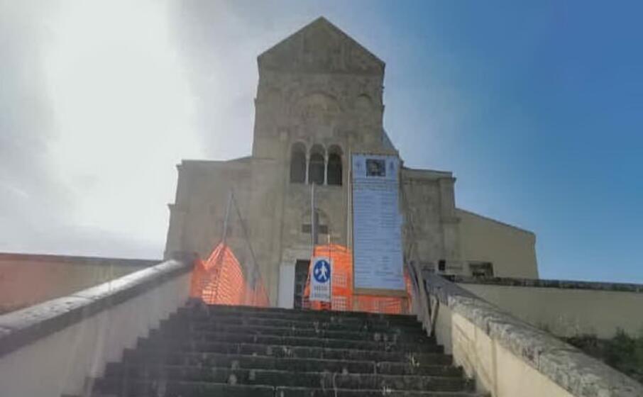 la basilica (l unione sarda pinna)