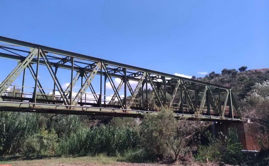 il ponte di barrali (l unione sarda foto sirigu)