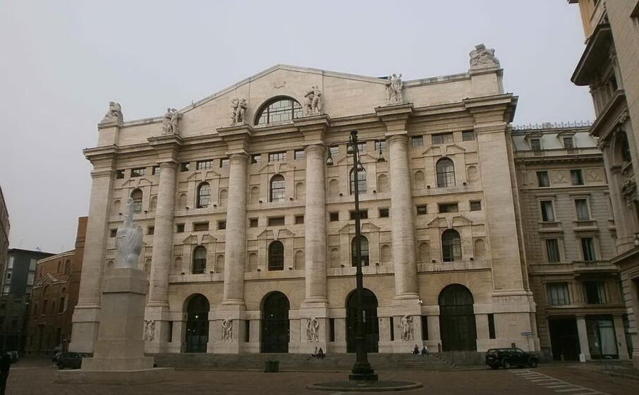 piazza affari (foto wikipedia)