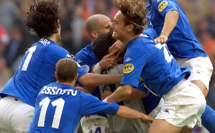 purtroppo l ultima gioia dell europeo l italia perde in finale con la francia (ansa)