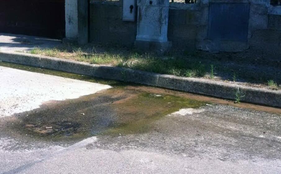 la perdita d acqua (l unione sarda pintori)