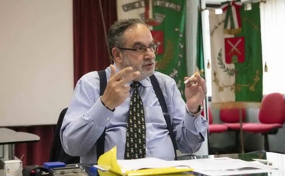 il sindaco di quartu delunas (archivio l unione sarda)