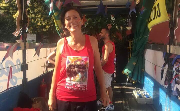 francesca ghirra candidata del centrosinistra alle comunali (l unione sarda careddu)