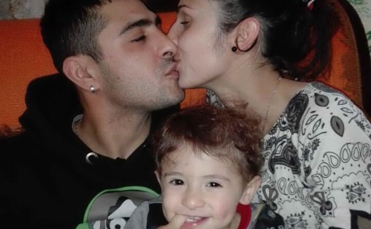 la bellissima famiglia di cinzia da carbonia