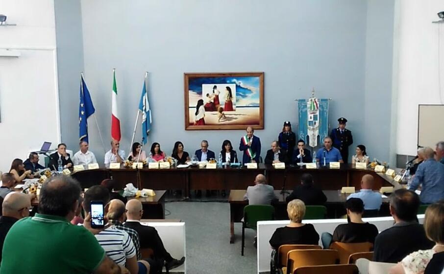 il consiglio comunale di sinnai (foto serreli)