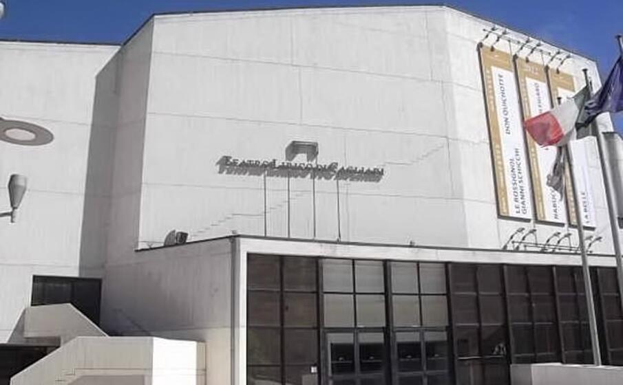 il teatro lirico di cagliari (wikipedia)