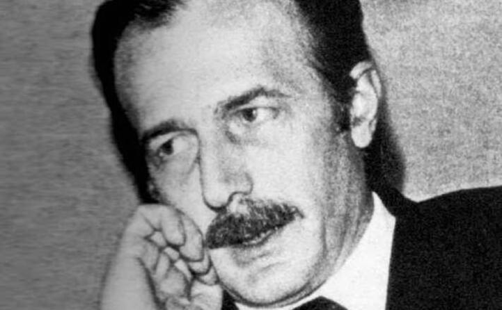 accaddeoggi 11 luglio 1979 giorgio ambrosoli viene assassinato (ansa)