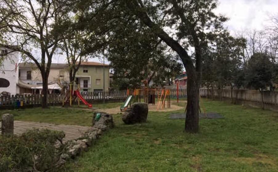 il parco di su cantaru (foto l unione sarda orbana)