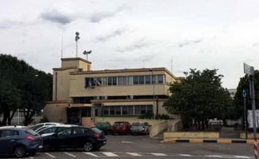 il municipio (foto l unione sarda sanna)