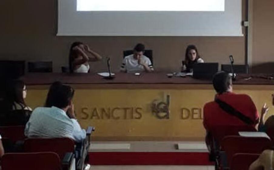 un immagine dalla giornata di presentazione (foto universit di cagliari)
