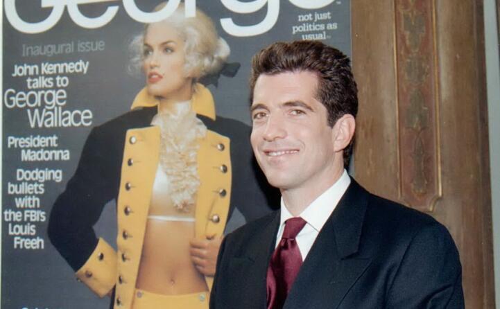 accaddeoggi 16 luglio 1999 muore in un incidente aereo john kennedy jr