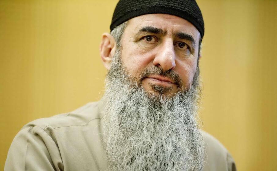 il mullah krekar (ansa)