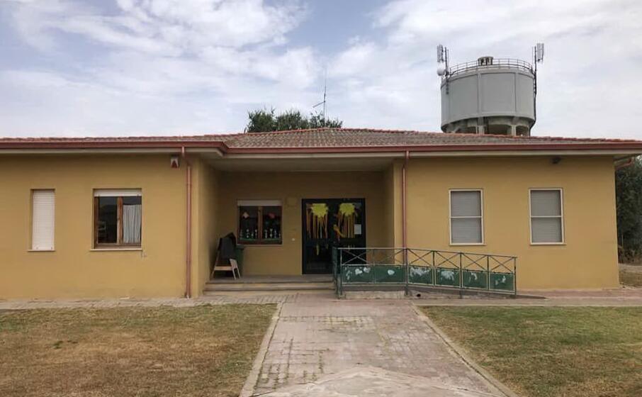 la scuola materna del paese (foto sara pinna)
