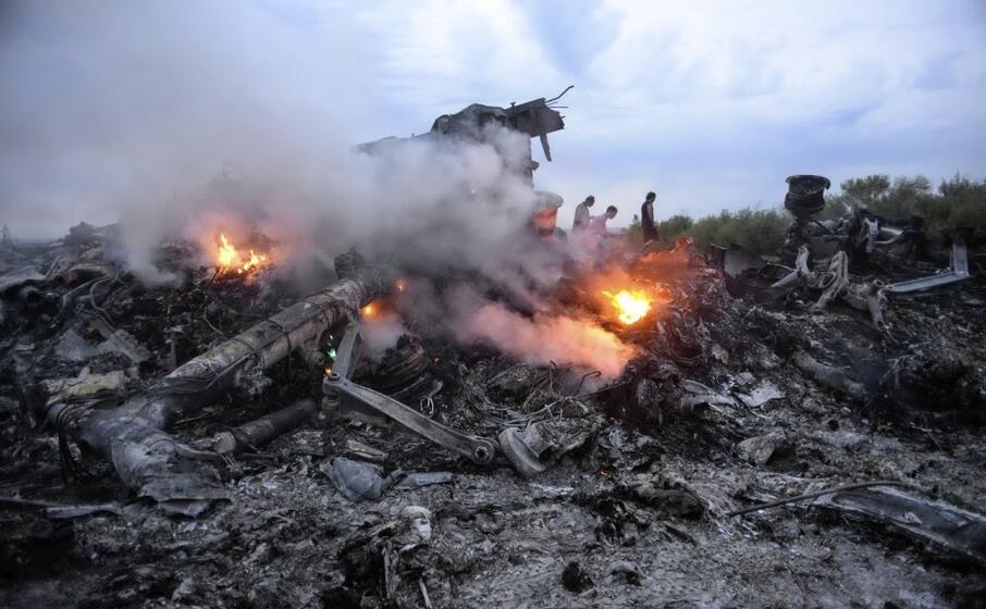 cinque anni fa un aereo di linea della malaysia airlines fu abbattuto da un missile in ucraina