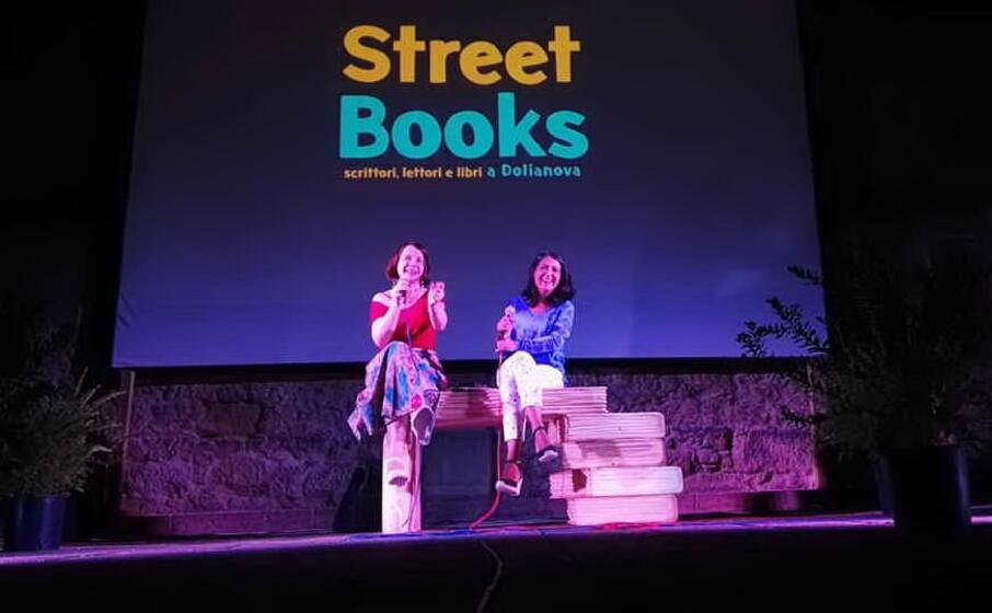 un immagine dal festival street books (foto severino sirigu)