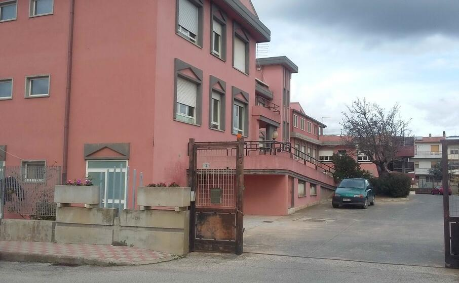 il centro aias di domusnovas (foto l unione sarda farris)