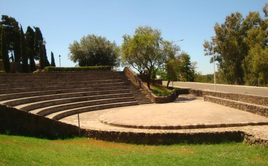 l anfiteatro (foto l unione sarda pala)