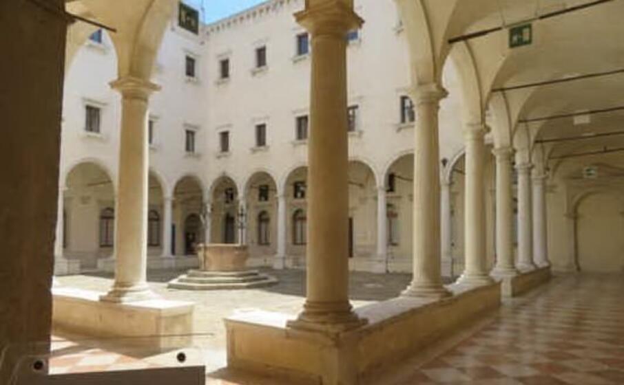 l ex convento di san salvador a venezia (foto agenzia del demanio)