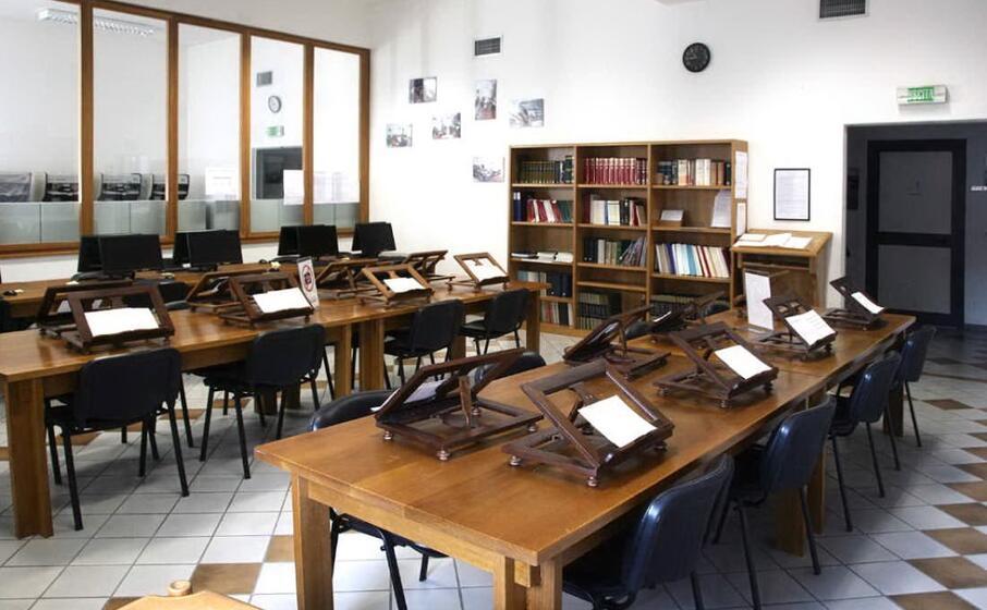 l archivio storico diocesano di cagliari (foto da sito web ufficiale)