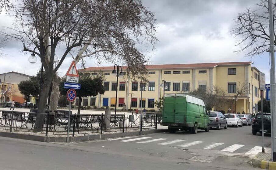 le scuole elementari di senorb (foto severino sirigu)