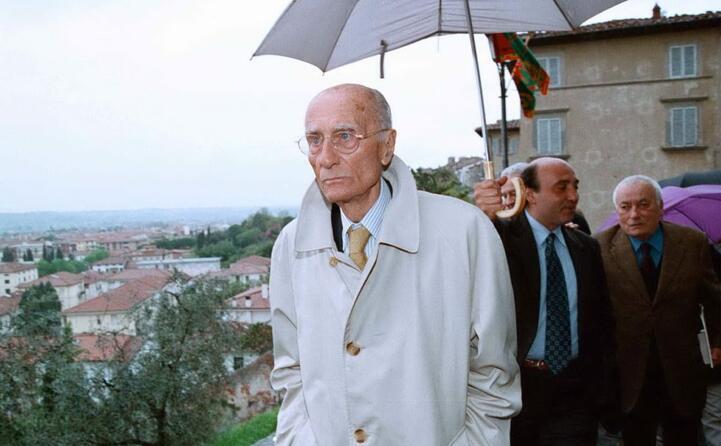 aveva 92 anni qui a fucecchio il paese toscano in cui nato
