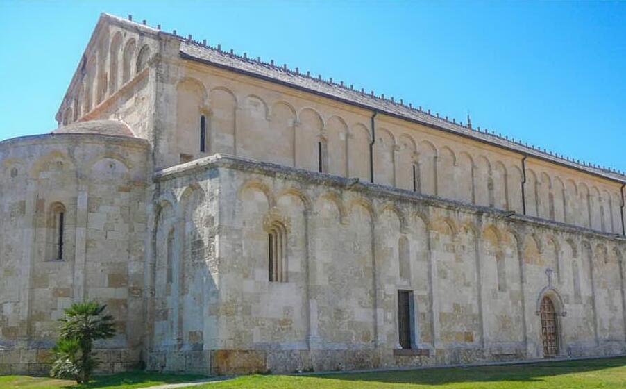la basilica di san gavino a porto torres (foto sardegnaturismo)