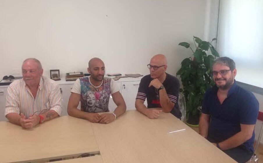 i quattro nuovi archivisti (l unione sarda pala)