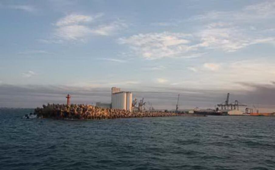 il porto di misurata (foto da wikimedia)