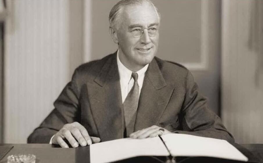 il presidente roosevelt (foto da wikimedia)