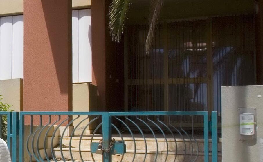 l ingresso dell asilo (archivio l unione sarda)