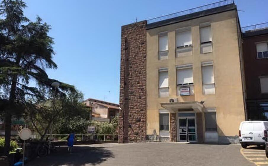 l ospedale di ghilarza (foto l unione sarda orbana)