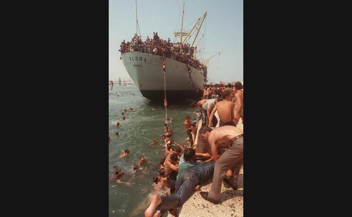 alcuni sono rimasti in italia dove si sono costruiti una nuova vita ma molti di loro furono rimpatriati forzatamente
