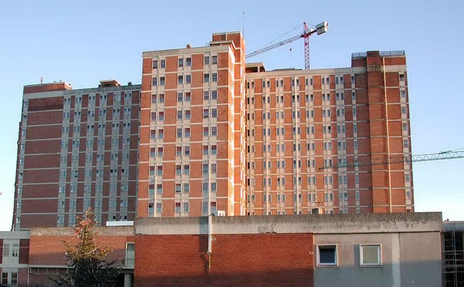 l ospedale san francesco di nuoro (archivio l unione sarda)