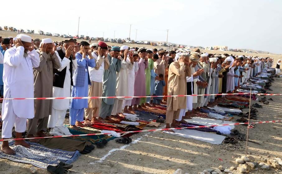 il sacrificio in afghanistan