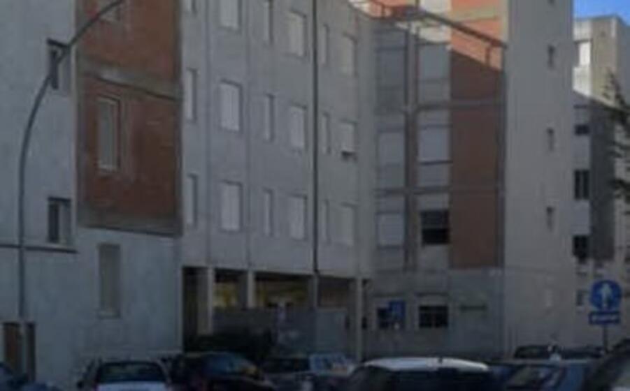 la casa di cura (foto l unione sarda pinna)