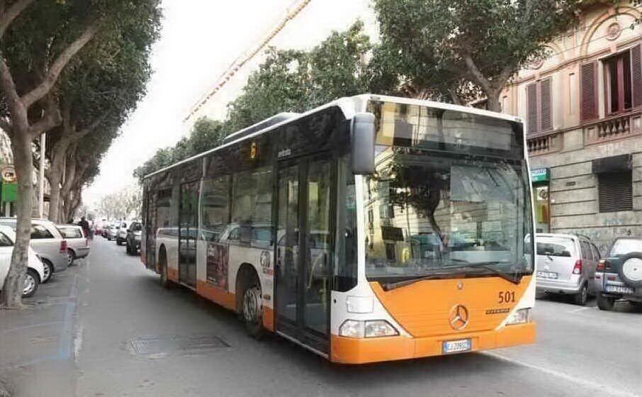 un bus ctm (archivio l unione sarda)