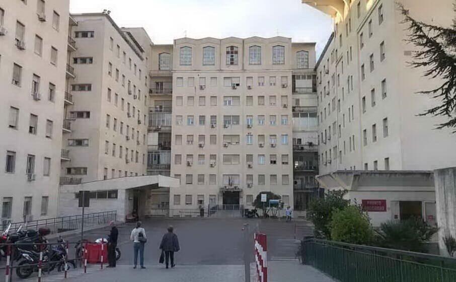 l ospedale di sassari (archivio l unione sarda)