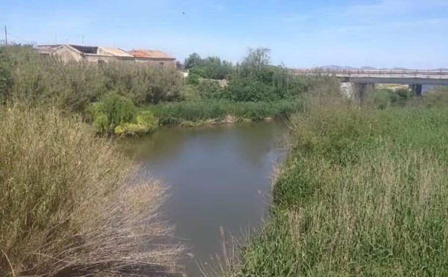 il rio mannu (archivio l unione sarda)