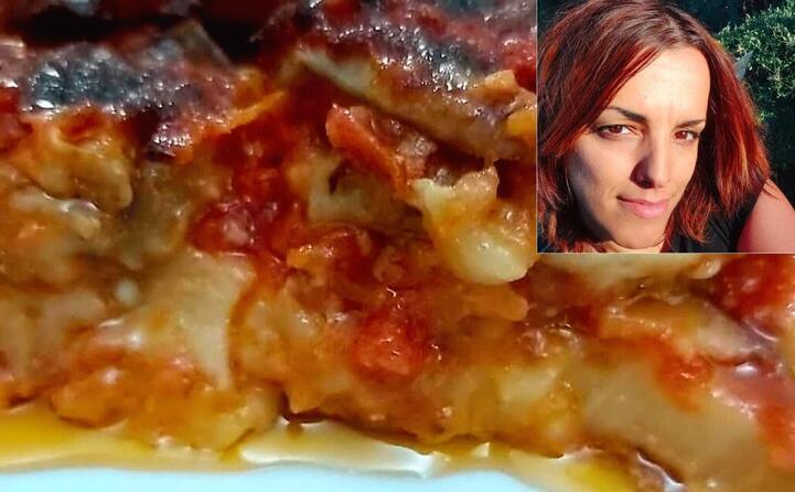 le melanzane alla parmigiana il piatto preferito di elisabetta da maracalagonis