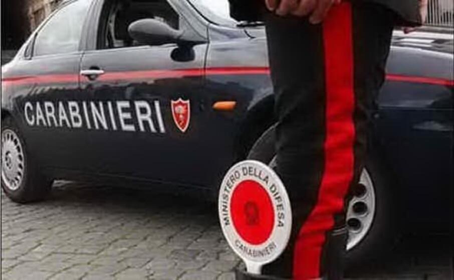 carabinieri (archivio l unione sarda)