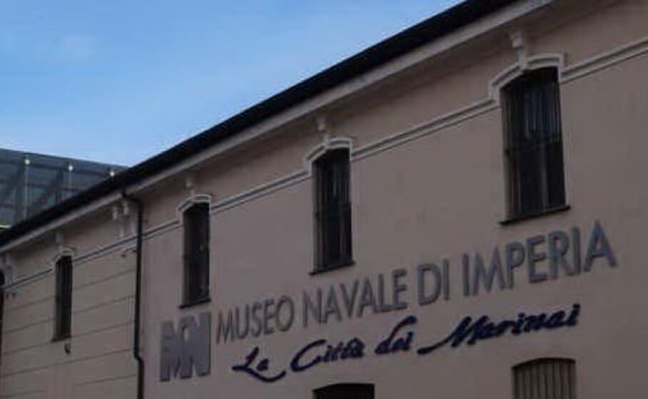 il museo navale di imperia (foto google maps)
