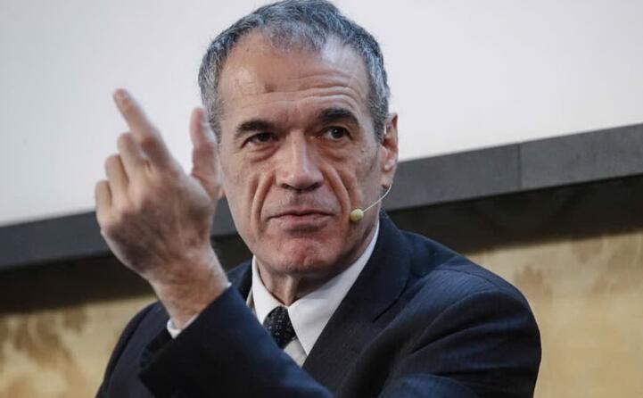 l ex mister spending review carlo cottarelli il suo nome era gi circolato dopo le elezioni del 4 marzo 2018