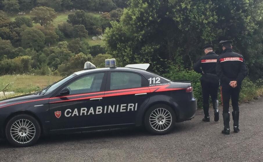 radiomobile dei carabinieri