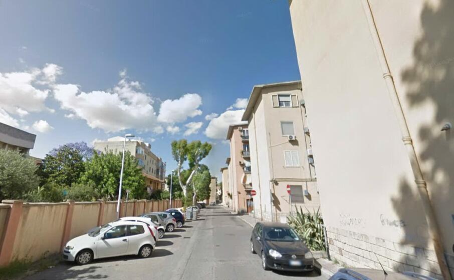 via emilia a cagliari (foto google maps)