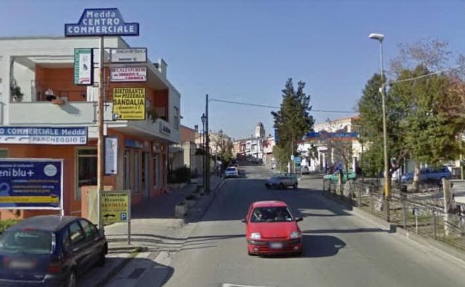 il centro di senorb (foto sirigu)