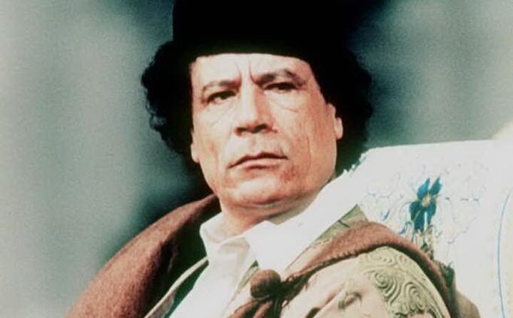 accaddeoggi 1 settembre 1969 gheddafi al potere in libia