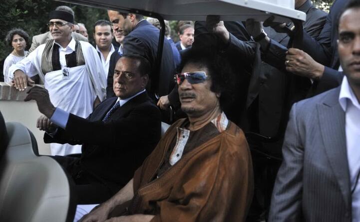 la libia dopo gheddafi resta nel caos (tutte le foto sono ansa)