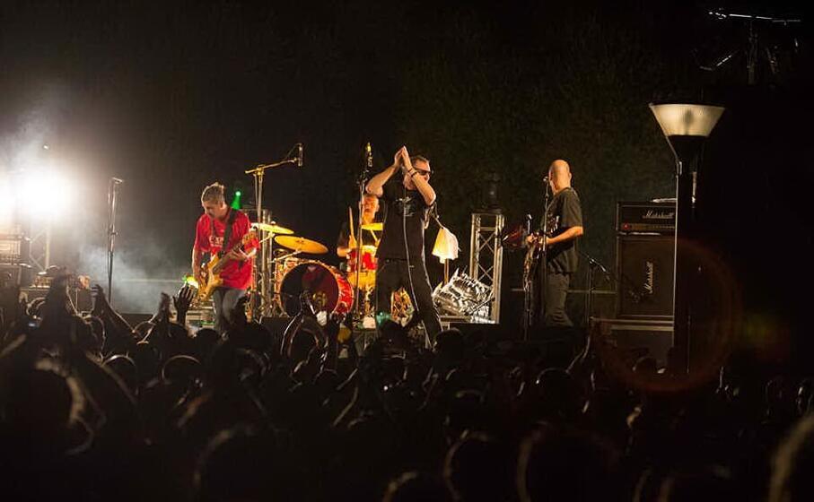 un concerto di una delle precedenti edizioni della festa dei giovani (foto l unione sarda murgana)