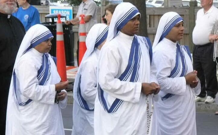 fonda la congregazione missionarie della carit