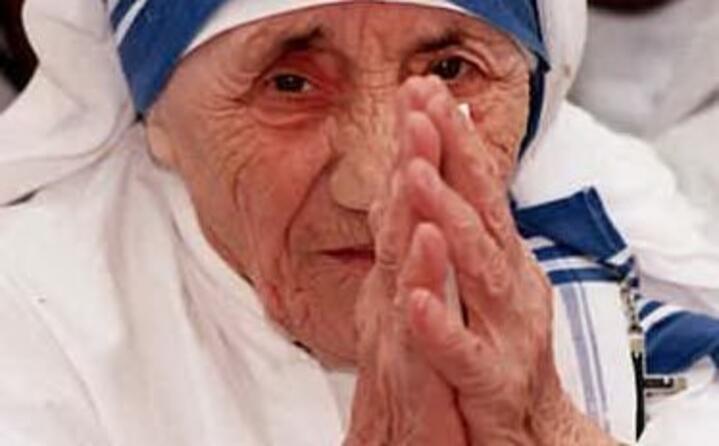 nel 2016 viene proclamata santa da papa francesco (foto ansa e wikipedia)